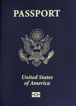 immigration-Passport Image